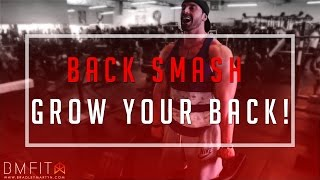Bradley Martyn - Back Smash GROW YOUR BACK!