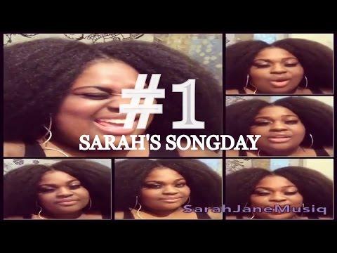 Sarah-Jane - Ik Mis Je (Cho ft. La Rouge) | Sarah's Songday #1