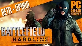Battlefield Hardline pl - mini recenzja bety, Technik z P90 (BETA PC Gameplay pl)