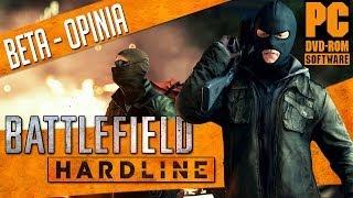 Battlefield Hardline pl - mini recenzja bety, Technik z P90 (BETA PC Gameplay pl)
