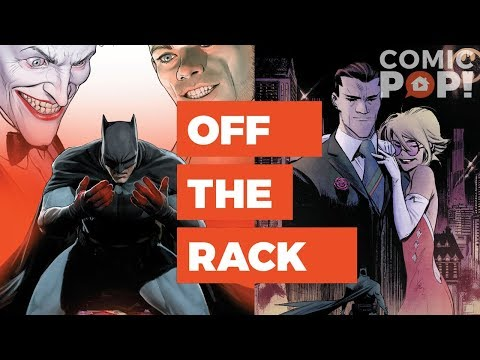 Batman War of Jokes and Riddles Ending PLUS Batman White Knight | Off the Rack Review