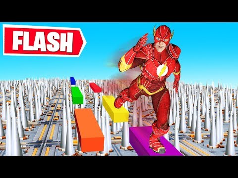 150 LEVELS FLASH 3.0 Deathrun *NEW* Fortnite Creative Gamemode