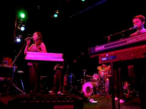 Stereolab - French Disko - October 14, 2008