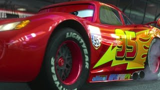CARS - Mater National Championship Walkthrough #3 HD Lightning McQueen