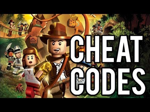 LEGO Indiana Jones - ALL CHEAT CODES