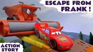 CARS Escape From Frank Toy Story &a...