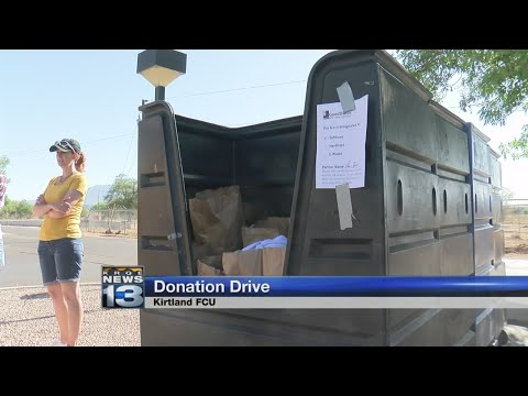 Goodwill donation drive raises money for local middle school