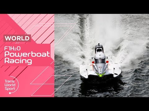 250kph Crashes on the Water! | F1H2O Powerboating | Trans World Sport