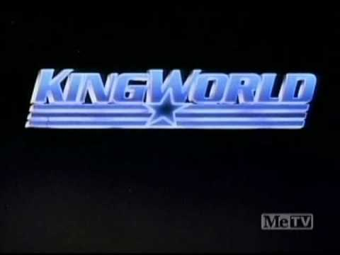 King World Productions logo (1984)