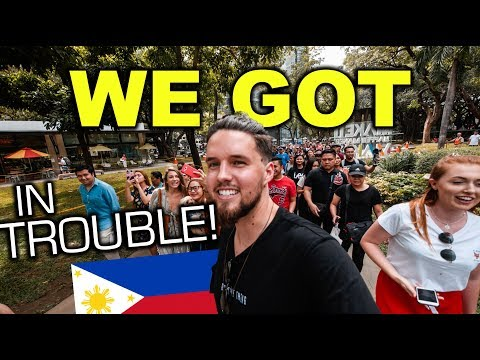 CRAZY Manila Meet Up with Filipino Fans!