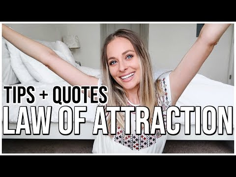 TOP 10 LAW OF ATTRACTION TIPS TO REMEMBER   10 Inspirational Quotes  Renee Amberg