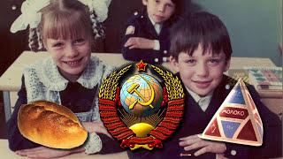 СССР Чем нас Кормили в Школьных Столовых