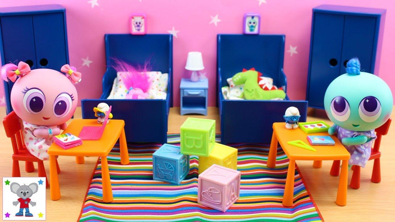 Nuevo cuarto para mis beb s ksi meritos estrenan muebles y for Accesorios habitacion bebe