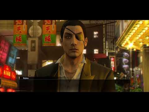 Cirno Plays Yakuza 0 - Part 8