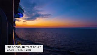 Eighth annual Retreat at Sea documentary