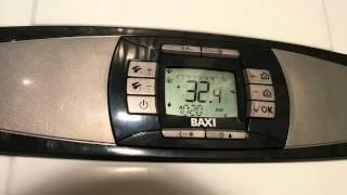 видео Газовый котел Baxi NUVOLA-3 B40 240 i