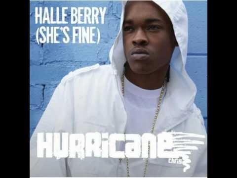Halle Berry - Hurricane Chris ft. Suparstarr