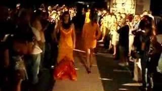 Jay Mccarroll fashion show