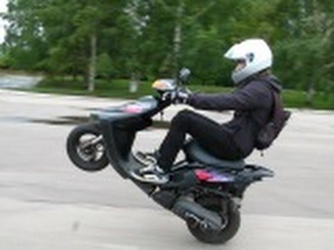 ### Ремонт Suzuki AD 50 №4 ### Установка поршневой....