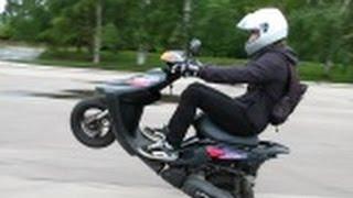 ### Ремонт Suzuki AD 50 №4 ### Установка поршневий....