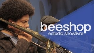 """Rockstars and cigarettes"" - Beeshop & The Little Dogfeet no Estúdio Showlivre 2013"