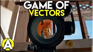 GAME OF VECTORS - PLAYERUNKNOWN'S BATTLEGROUNDS