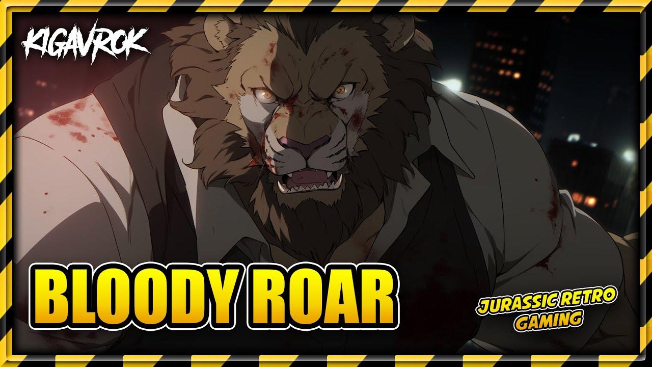 Download JRG - Bloody Roar - Playstation