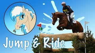 PPS Gaming - Jump & Ride: Riding Academy (Horse Game)