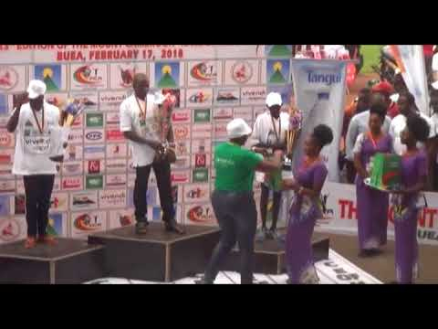 Second images Mount Cameroon Race of Hope 17th Feb 2018