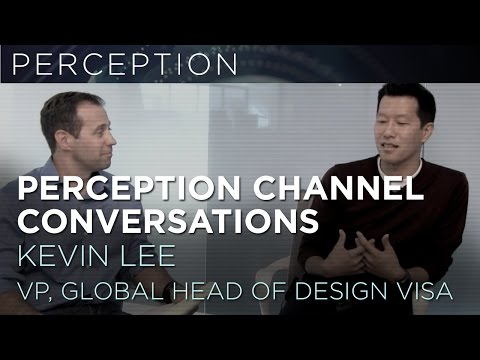 Kevin Lee, VP Global Head of Design for Visa - Interview