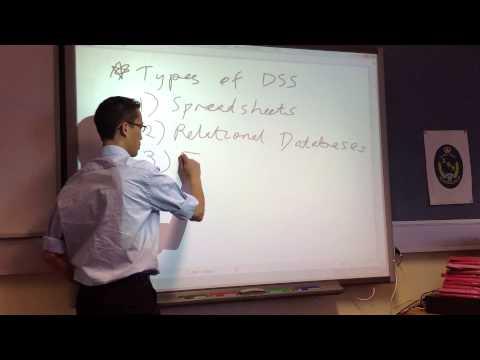 DSS Types