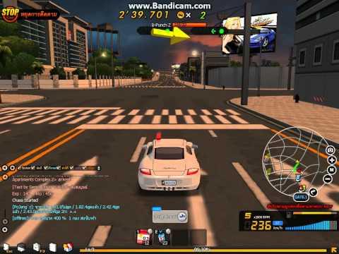 [DRGTV]DriftCity เกมส์แข่งรถสุดมัน!!