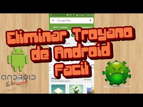 Como Eliminar cualquier Virus o Troyano en Android 2018 | Muy Facil | Mejor Antivirus Android