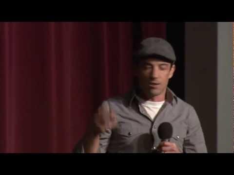 Visual Expression: Jaron Present at TEDxYouth@Conejo