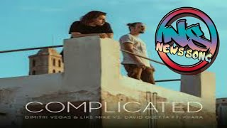 Video Dimitri Vegas & Like Mike vs David Guetta - Complicated (ft. Kiiara) download MP3, 3GP, MP4, WEBM, AVI, FLV Desember 2017