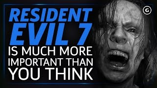 Resident Evil 7 Finishes What Silent Hills Started - Reboot