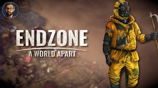 Endzone - A World Apart Review | Post-Apocalyptic city builder (Video Game Video Review)