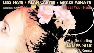 Less Hate, Alan Carter, Grace Ashaye - I Feel Your Heat (Original Mix)