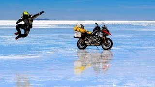 Weird, Rude and Nude BMW GS 1200 Motorcycle Diaries across South America