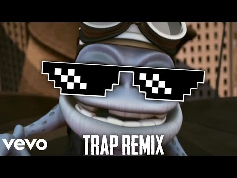 Crazy Frog - Axel F (PedroDJDaddy Trap Remix 2018) [Bass Boosted]