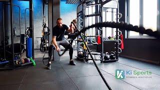 KiSports Hünfeld: Fitnessstudio Rundgang