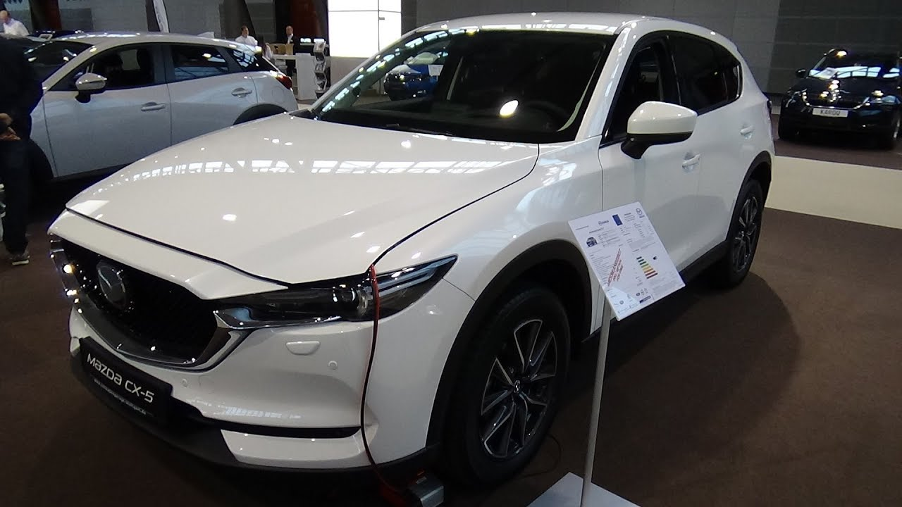 2018 mazda cx 5 sports line 4wd exterior and interior. Black Bedroom Furniture Sets. Home Design Ideas