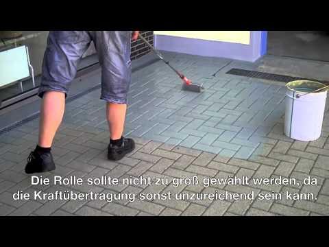 StoneColor: Garageneinfahrt - YouTube