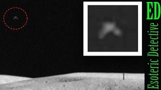 ANOMALY in NASA photo shows UFO tracking Apollo 15 astronauts on MOON