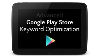 How to set up a ASO keyword strategy for the Google Play Store