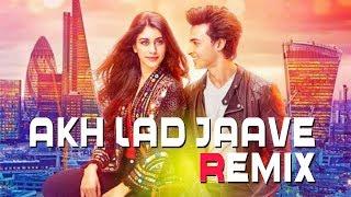 Akh Lad Jaave Remix DJ Nayem Loveyatri Aayush Sharma Warina Hussain Badshah.mp3