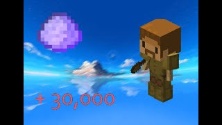 Hypixel Skyblock HOW TO GET A CLAY MINION SIMPLE GUIDE!!!!