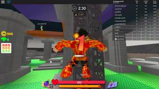 Roblox Super Bomb Survival / FlameSensation/30 SUBS FOR VOICE