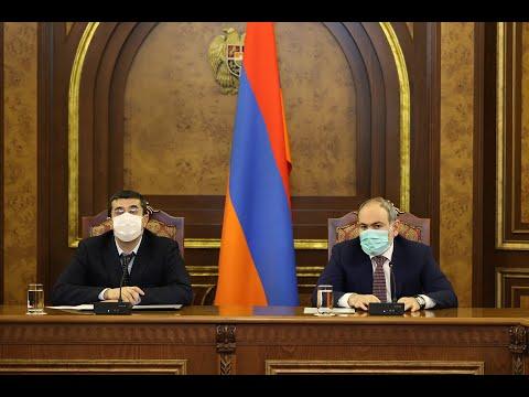 Կայացել է Հայաստանի Հանրապետության և Արցախի Հանրապետության Անվտանգության խորհուրդների համատեղ նիստ