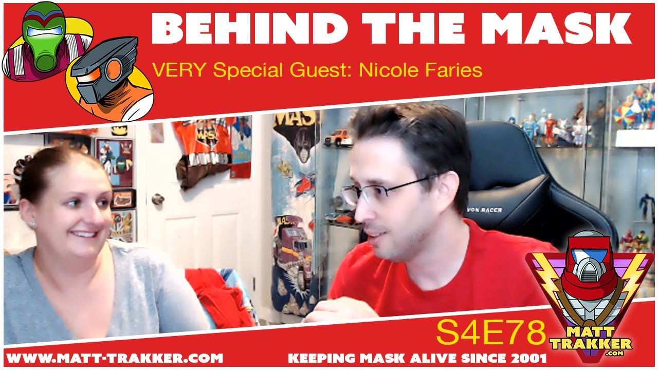 VERY Special Guest: Nicole Faries - S4E78